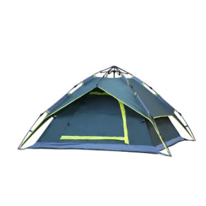 2017 High Quality Outdoor One Travel Family Camping Tent pictures & photos