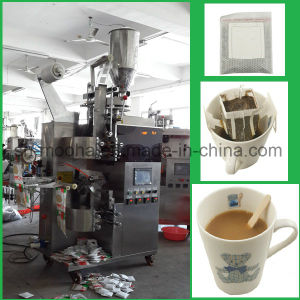 Shanghai Mooha Cafe Coffee Drip Bag Packaging Machine pictures & photos