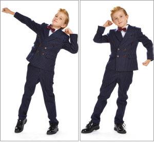 Stripe Fancy Wholesale 3 Piece Boys Suit