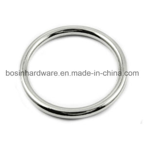 Large Stainless Steel Welded Round O Rings pictures & photos