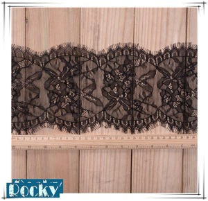 15cm DIY Decorative High Quality Eyelash Lace Trim pictures & photos