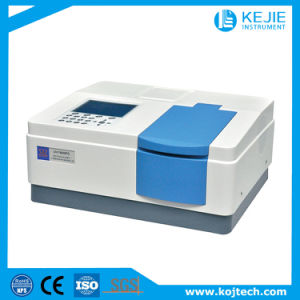 UV Visible Spectrophotometer/Double Beam/Lab Analyzer for Waste Water pictures & photos