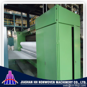 China Good Quality PP Spunbond Nonwoven Thermobonded Alender Machine pictures & photos