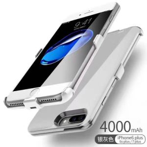 Wireless Anti-Drop Mobile Power Battery Bank for iPhone6 Plus/6s Plus/7plus pictures & photos