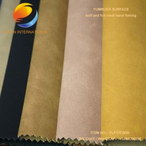 High Quality PU Leather for Shoe Material pictures & photos