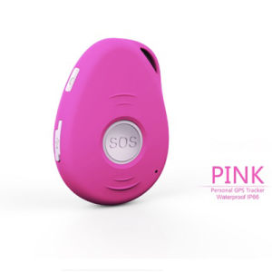 Fall Down Alert Sos Panic Button Kids Personal Mini GPS Tracker pictures & photos
