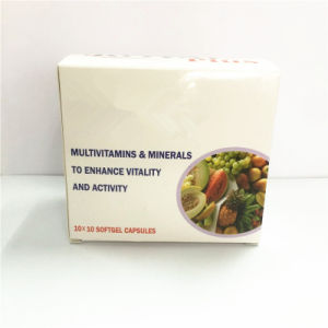 GMP Certified Pharmaceutical Chemicals Multivitamin Softgel pictures & photos