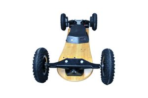 High Quality Four Wheels off Road Electric Skateboard Scooter pictures & photos