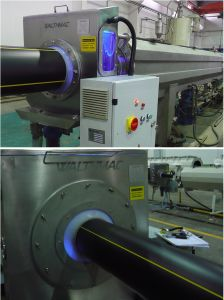 Ultrasound NDT Dectecting Machine for Pipe Extrusion Line pictures & photos