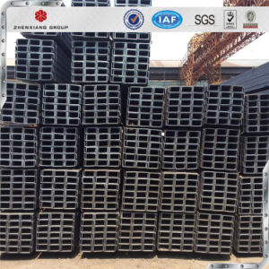 China Structural Steel Section Q235 Low Carbon Steel Channel pictures & photos