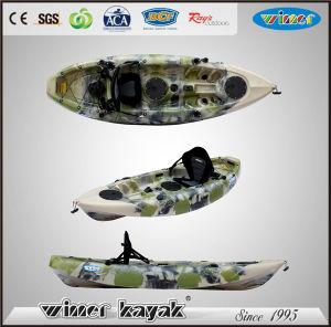 Single Sit on Top Fishing Plastic Kayak pictures & photos