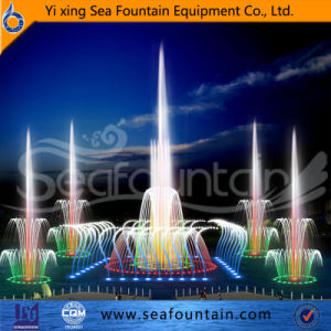 Professional Designer Design Lake Floating Fountain with 3D Nozzle pictures & photos