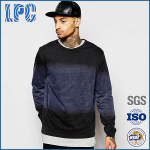 Custom Casual Printe Polyester Mens Fashion Sweatshirt pictures & photos