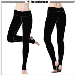 Custom Design Gym Wear OEM Factory Wholesale Sublimation Ftiness Leggings pictures & photos