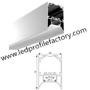5075 Aluminium Extrusion LED Pendant Linear Light LED Aluminium Profile pictures & photos