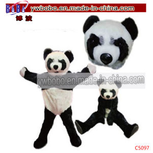 Panda Bear Mascot Costume Halloween Xmas Party Outfit (C5097) pictures & photos