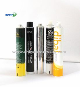 Cosmetic Packaging Aluminium Tubes for Skin Care Hand Cream Volume 3oz pictures & photos