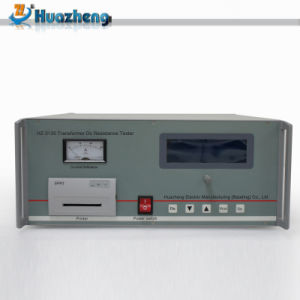 2016 New Design Electrical Resistivity Measuring DC Resistance Tester pictures & photos