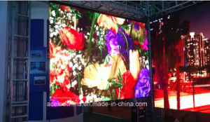 Slim P6 LED Screen with Factory Price for Rental Indoor (576mm*576mm) pictures & photos