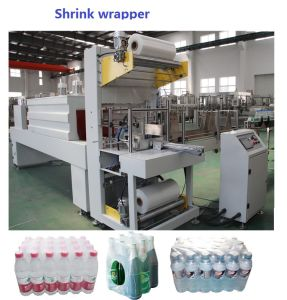 Automatic Heat Shrink Group Packaging Machine for Bottles Can pictures & photos