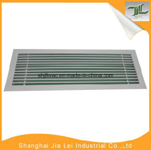 Aluminum Linear Bar Grille HVAC Air Grille Ceiling Diffuser Conditioning
