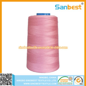 Ring Twisted Spun Polyester Sewing Thread pictures & photos