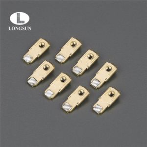 Electrical Copper Contact Bridge Component pictures & photos