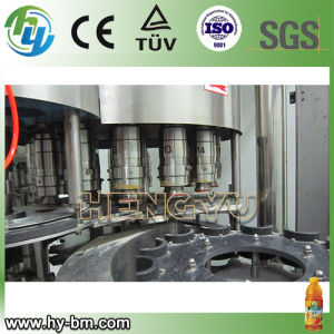 Automatic Bottle Filling Capping and Labeling Machine pictures & photos