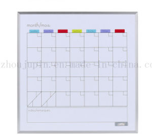 Custom Size Magnetic Message White Board Whiteboard for Office School pictures & photos
