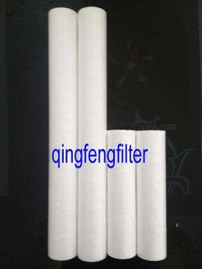 Hot Sell SGS Certificated PP Melt Blown Filter Cartridge pictures & photos
