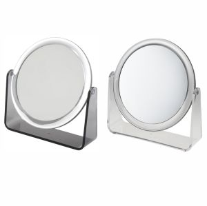 Make up Double Sided Table Mirror Disktop Cosmetic Mirror pictures & photos