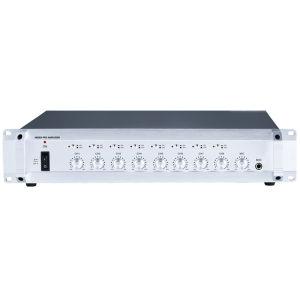 Public Address Amplifier 8 Zones Pre Amplifier Se-5006 pictures & photos