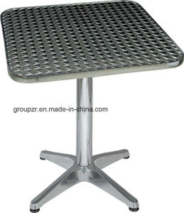 Outdoor Garden Aluminum Folding Table Base with 4 Claws pictures & photos