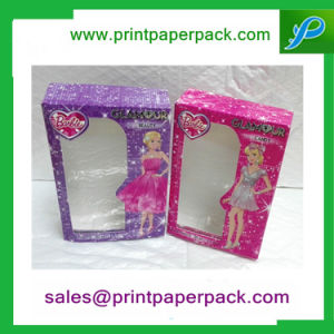 Custom Color Printed Perfume Paper Box with Window pictures & photos
