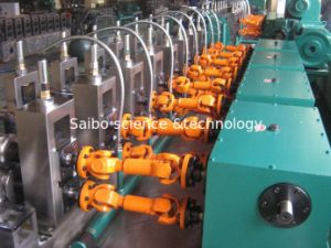 High-Frequency Welding Pipe Line of Model (YX32 SS Pipe Welding Machine) pictures & photos