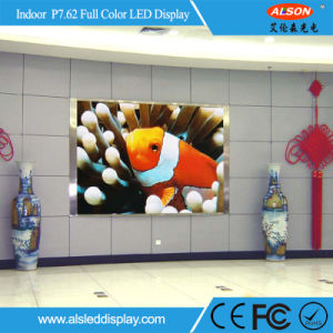 HD P7.62 Indoor Basketball LED Video Cube Screen pictures & photos