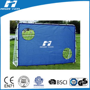 Portable Soccer Goal with Target Shoot Sports Equipment pictures & photos