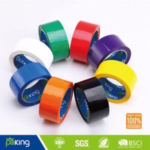 Manufacturer Supply Self Adhesive BOPP Color Packing Tape pictures & photos