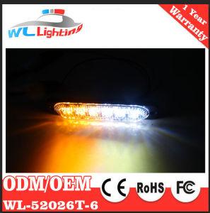 6 LED Surface Mount Strobe Lighthead Emergency Vehicle Warning Light pictures & photos