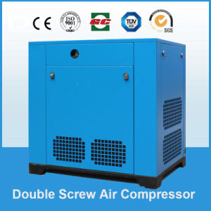 160kw 22.5~29m3/Min Industrial Stationary Electric Screw Air Compressor with Air Dryer pictures & photos