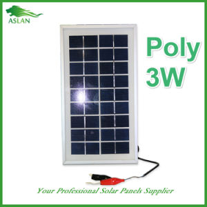 3W 9V Solar Cell Panel Price pictures & photos