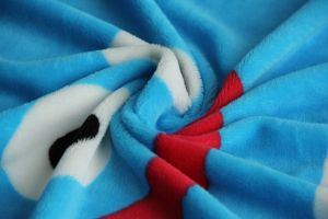 Polyester Flannel Fleece Blanket-Dragon Quest / Baby Blanket pictures & photos