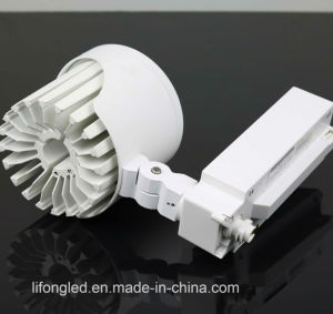 LED Track Spotlight High Power 35W Energy Saving Track Light for Museum pictures & photos
