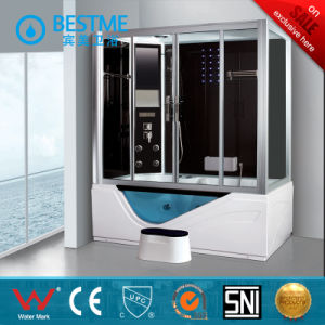 Glass Freestanding Steam Shower Room (BZ-5016) pictures & photos