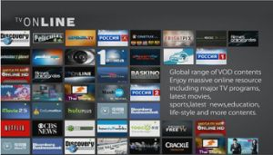 Amlogic Quad Core 1GB RAM Internet TV Box Based on Android 6.0 pictures & photos