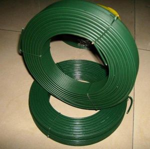 PVC Coated Small Coil Binding Wire pictures & photos