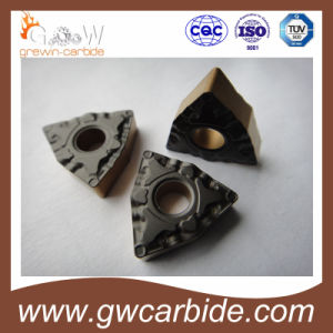 Carbide CNC Tool Indexable Turning and Milling Inserts pictures & photos
