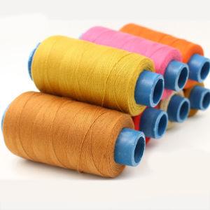 Sweater Yarn/Yarn Polyester/ Spun Polyester Knitting Yarn pictures & photos