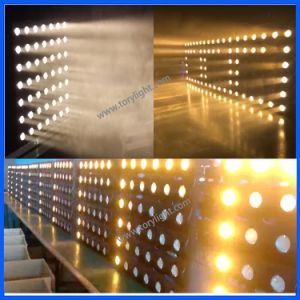 Stage LED Pixel Panel 36*3W Matrix Blinder DJ Party Light pictures & photos