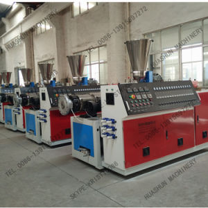 Durable Construction PVC Decoration Extrusion Machine pictures & photos